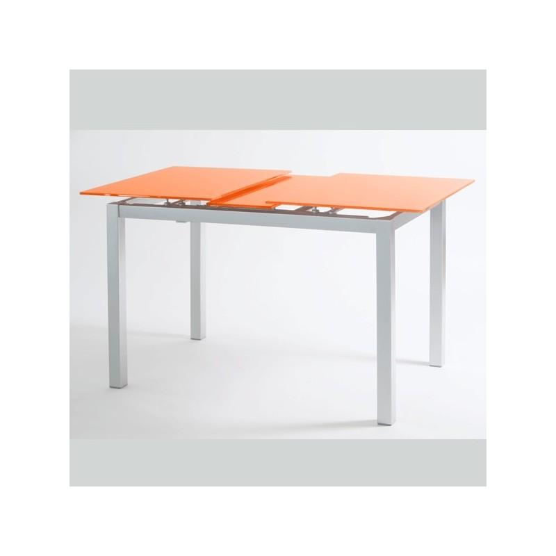 Mesa de cocina extensible carla a por mesas for Mesas de cocina extensibles