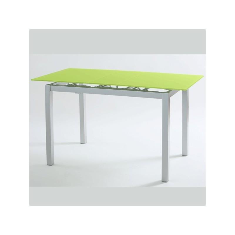 Mesa de cocina extensible carla a por mesas - Mesas de cocina extensibles merkamueble ...