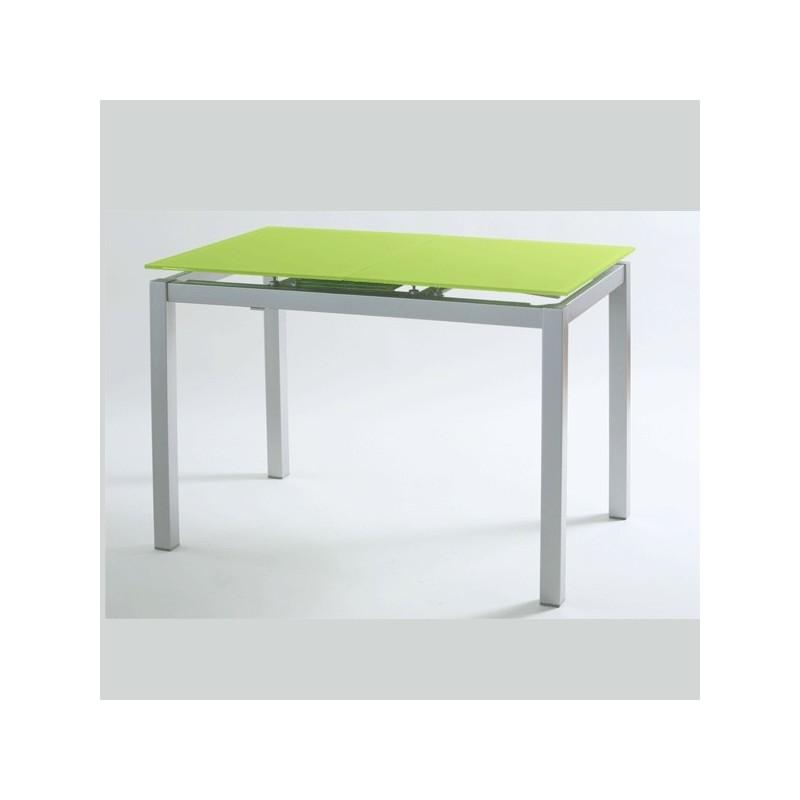 Mesa de cocina extensible carla a por mesas - Mesas cocina extensibles ...