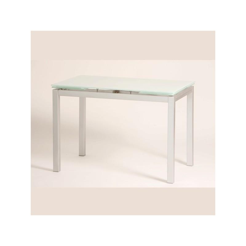 Mesa de cocina extensible modelo andrea - Mesas de cocina extensibles merkamueble ...