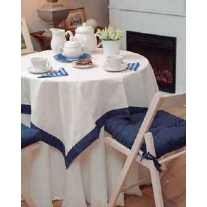 Tapete para mesa camilla redonda de diferentes colores - Mesas camillas redondas ...
