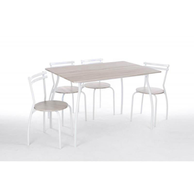 Conjunto mesa y sillas bess a por mesas - Conjunto mesas y sillas ...
