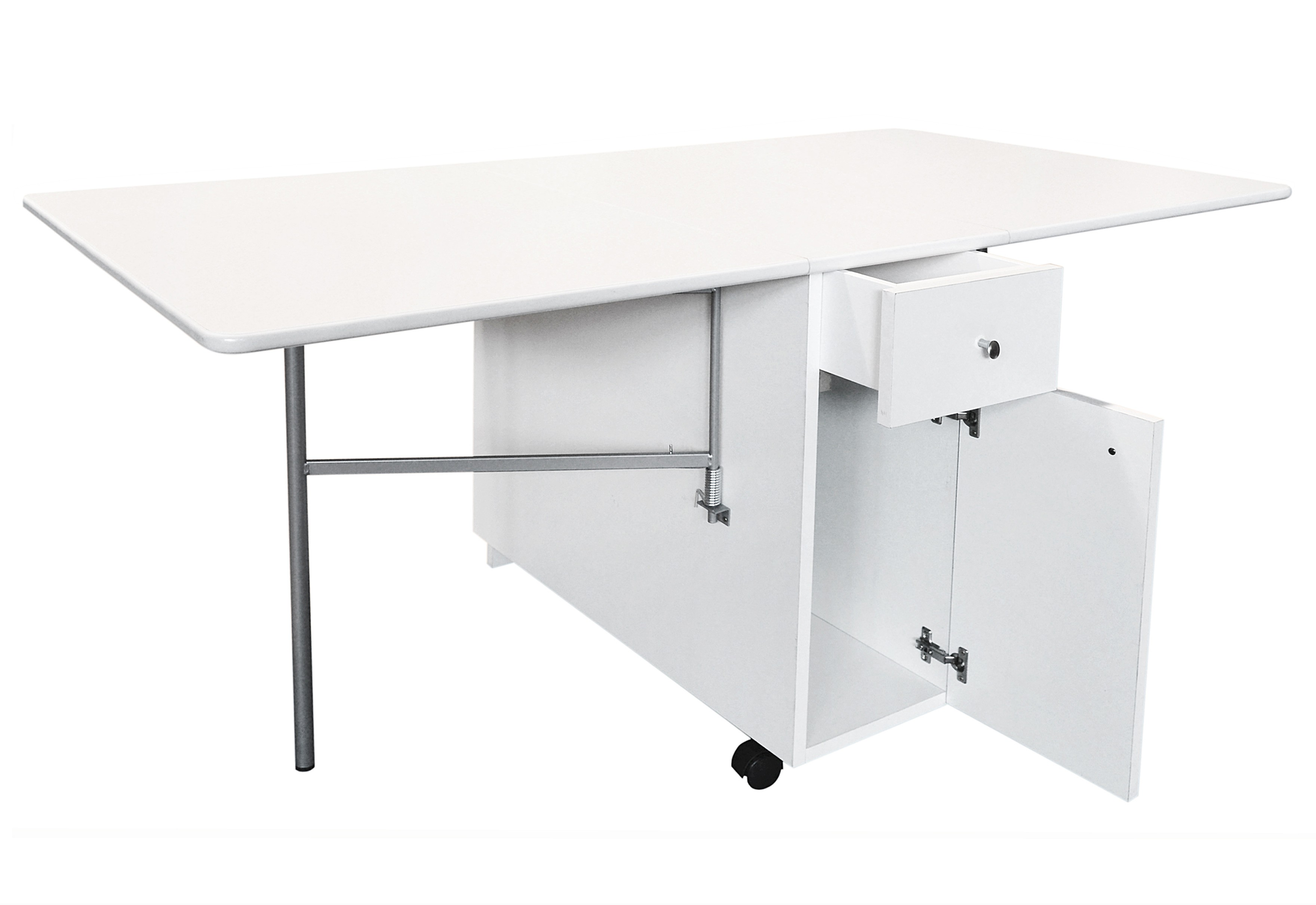 Mesa plegable de cocina amazing mesa plegable de cocina for Mesa auxiliar cocina carrefour