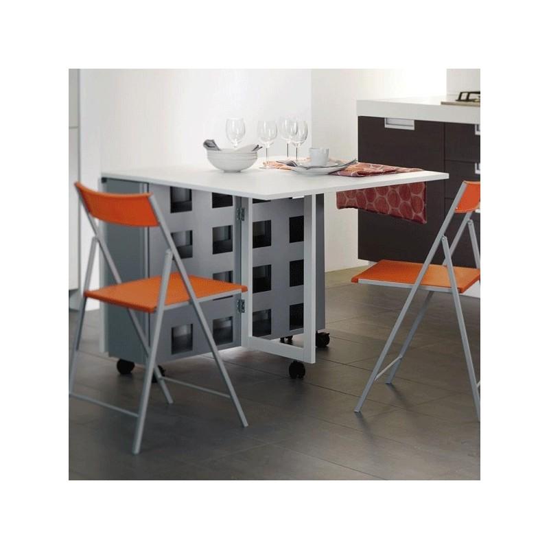 Mesa plegable de cocina modelo Ginger.